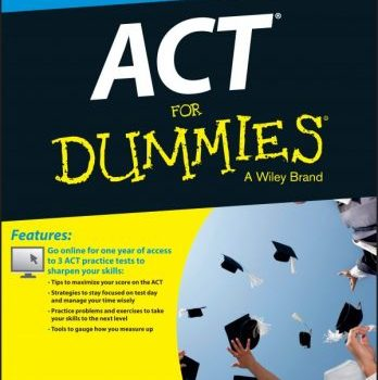 Act Now – Get Your Hands on ACT For Dummies, 5th edition