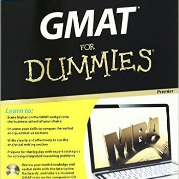 GMAT For Dummies, 6th Edition Now Available!